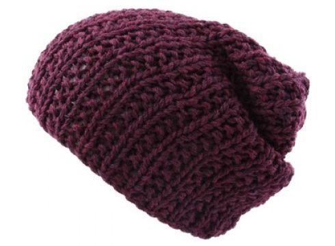 Bonnet Copper Penni Bonnet long Claret mix(115422690)