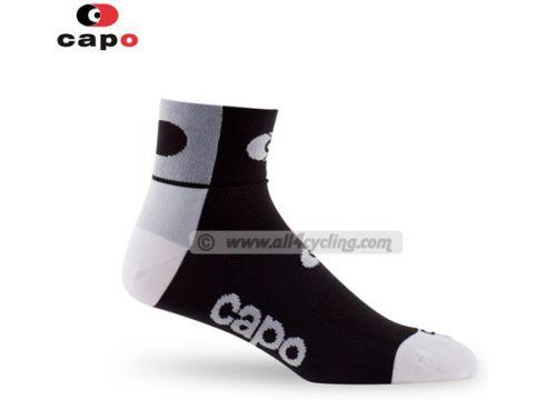 Chaussettes Capo Signature Skinlife Noir(80470272)