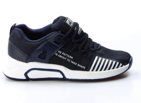 FAST STEP Lacivert Kadın Sneaker(105241869)