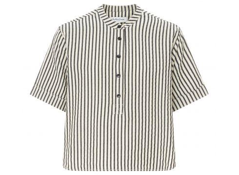 Sporthemd gestreift(117379500)