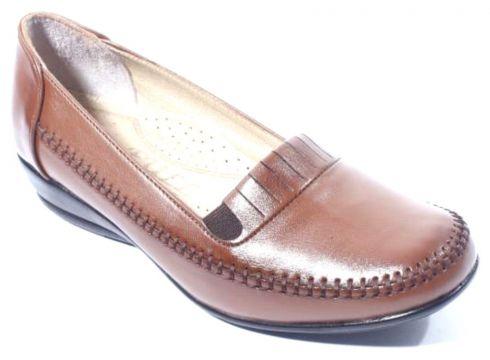 OFLAZ Taba Kadın Klasik Ayakkabı(105150344)