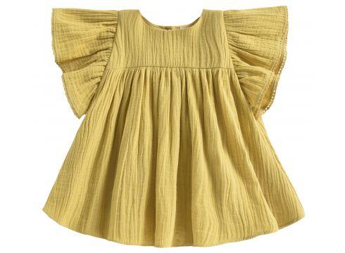 Kleid aus Bio-Baumwolle Almas(117295108)