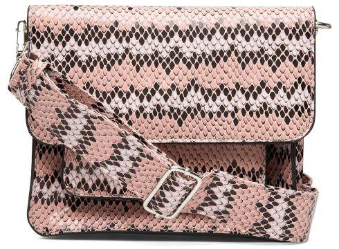 Cayman Snake Pocket Bags Small Shoulder Bags - Crossbody Bags Pink HVISK(98211080)