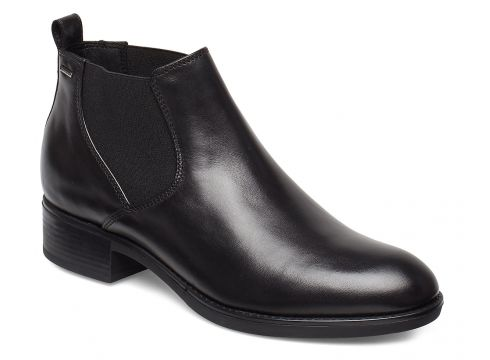 D Felicity Np Abx C Shoes Boots Ankle Boots Ankle Boots With Heel Schwarz GEOX(114161892)