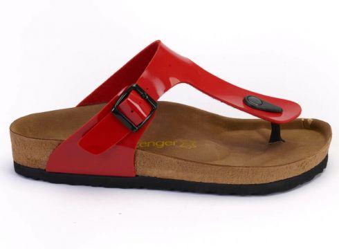 Slazenger Luke Kırmızı Kadın Terlik - FLO Ayakkabı(79824179)