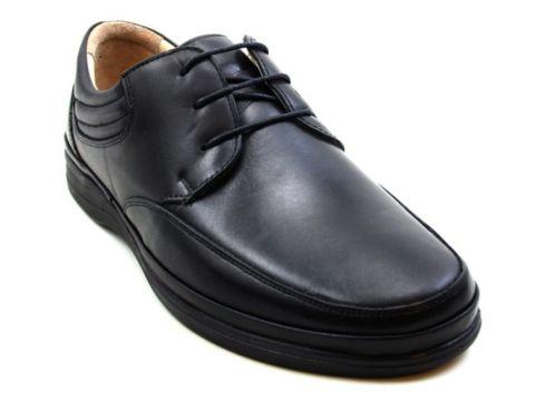 Pepita Siyah Nata Erkek Klasik Ayakkabı(110922324)