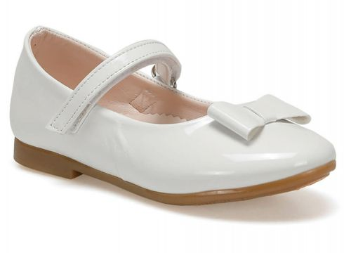 GİGİ Babet Ayakkabi Beyaz Unisex Çocuk Babet - FLO Ayakkabı(77276561)