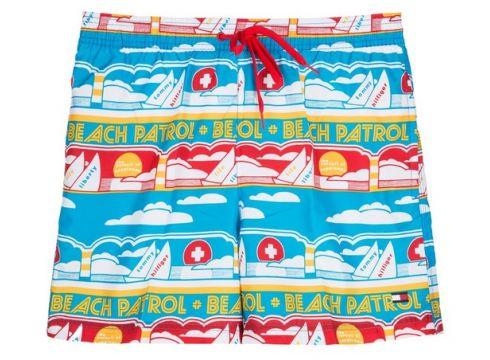 Купальные шорты Tommy Hilfiger(111094448)