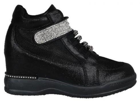 Guja Siyah Kadın Klasik Ayakkabı(113617421)