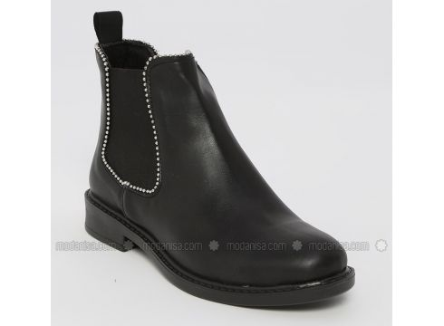 Black - Boot - Boots - Sitill(110336308)