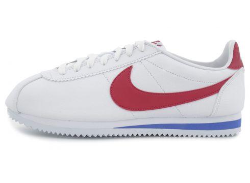 Nike Classıc Cortez Leather Erkek Günlük Ayakkabı Kırmızı(60929725)