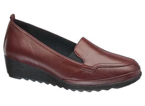 Easy Street Deichmann Kadın Bordo Casual Ayakkabı(105123636)