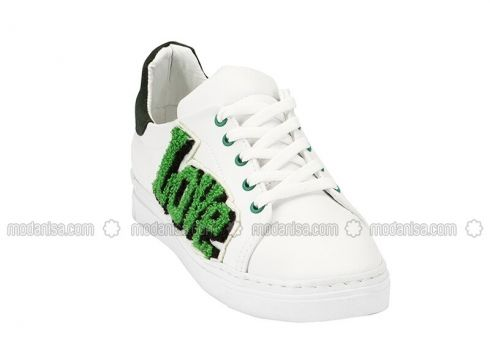 Green - Casual - Shoes - Zenneshoes(100929806)