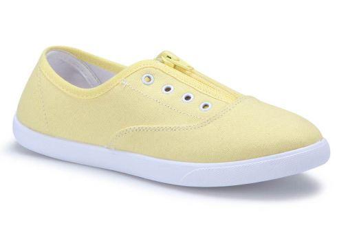 Carmens U2301 Açık Sarı Kadın Slip On - FLO Ayakkabı(84434425)
