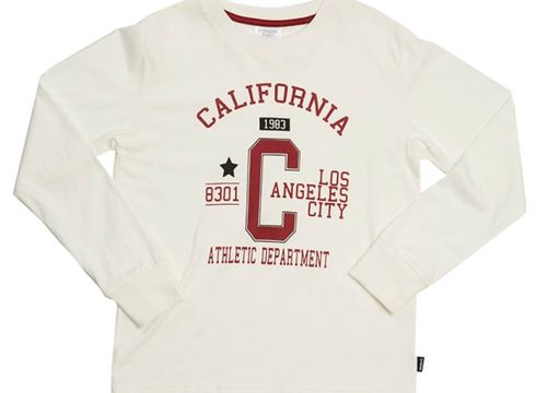 Sweatshirts Pour Garçon Wonder Kids Ecru(102887527)