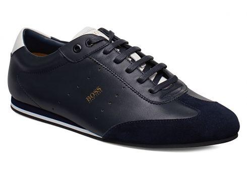Lighter_lowp_nasd Niedrige Sneaker Blau BOSS CASUAL WEAR(93608075)