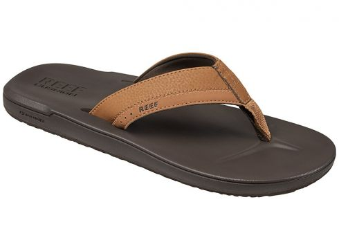 Reef Contoured Cushion Sandals bruin(85184449)