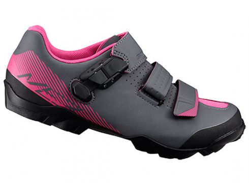 Chaussures femme Shimano ME3 Gris pink(80458315)