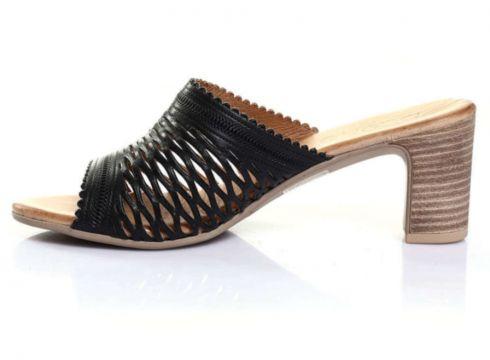 BUENO Shoes Siyah Kadın Terlik 9n1500(110933483)