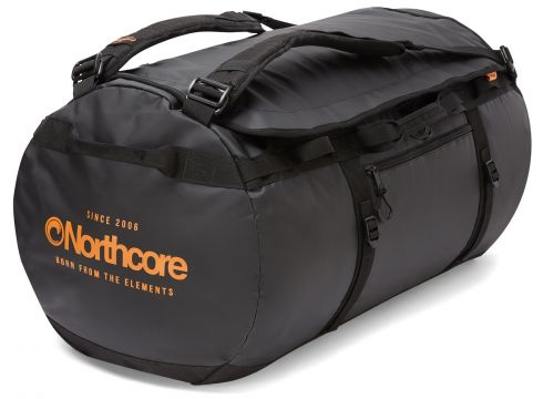 Northcore 85L Sporttasche - Black Orange(100774344)