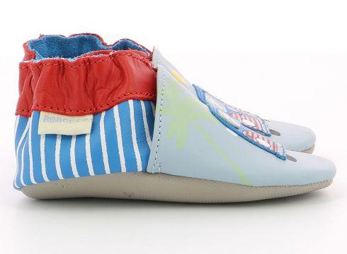 Zapatillas de piel Road trip(109281291)