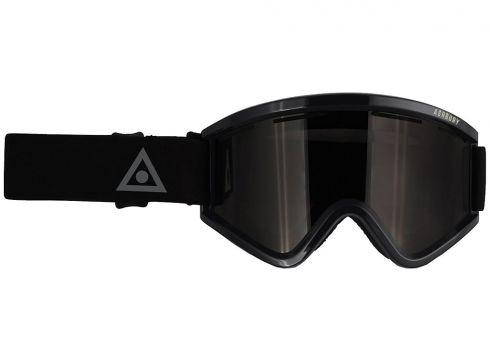Ashbury Blackbird Black Triangle ( Bonus Lens) zwart(95397156)
