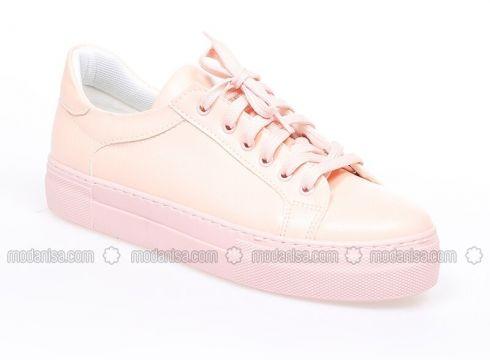 Powder - Sport - Casual - Shoes - Pembe Potin(100928376)