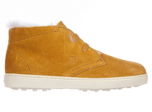 Boys suede leather child desert boots ankle boots sport cassetta(77301664)