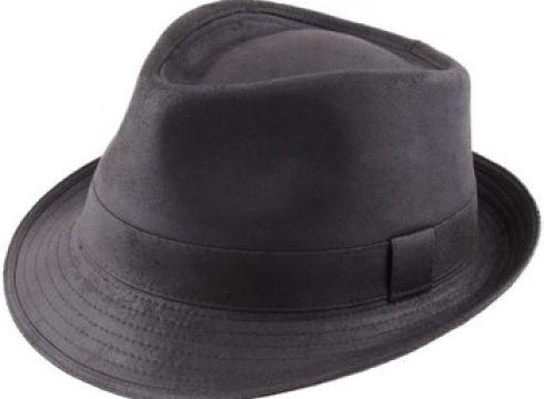 Chapeau Modissima Chapeau trilby Simbel noir(88563729)