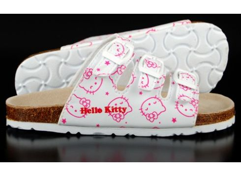 Sanrio Sandalen Hello Kitty Bios White Gr.32(77153271)