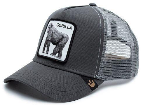 Goorin Bros 101-0333 King Of The Jungle Şapka Gri(118247847)