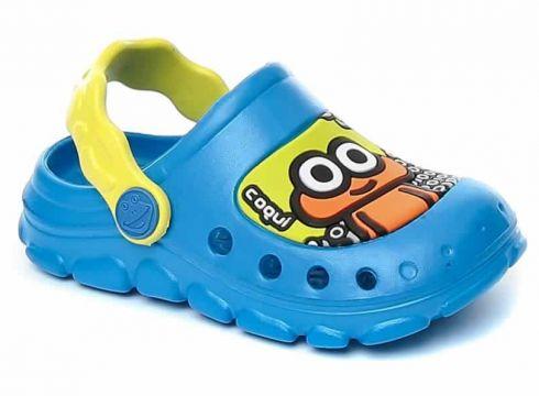 COQUI 1couk2018010 Mavi Erkek Çocuk Terlik - FLO Ayakkabı(88809715)