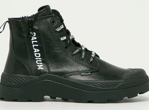 Palladium - Кожаные ботинки(128344279)