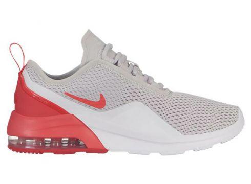 Nike Air Max Motion 2 (gs) Gri Kırmızı Erkek Çocuk Sneaker Ayakkabı - FLO Ayakkabı(77276465)